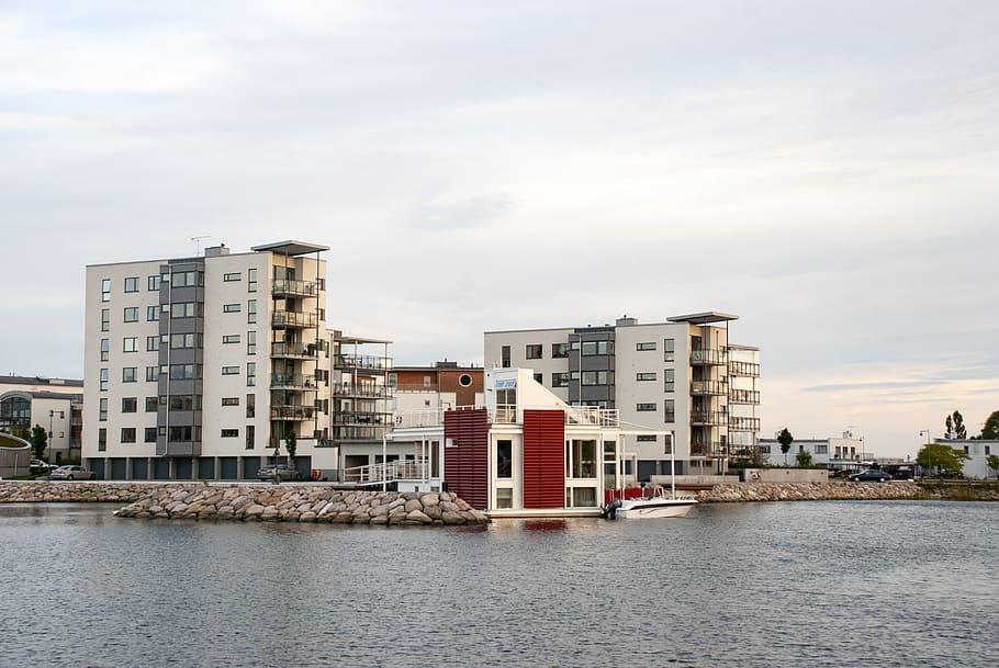 Hyra lägenhet i Kalmar - på Varvsholmen?